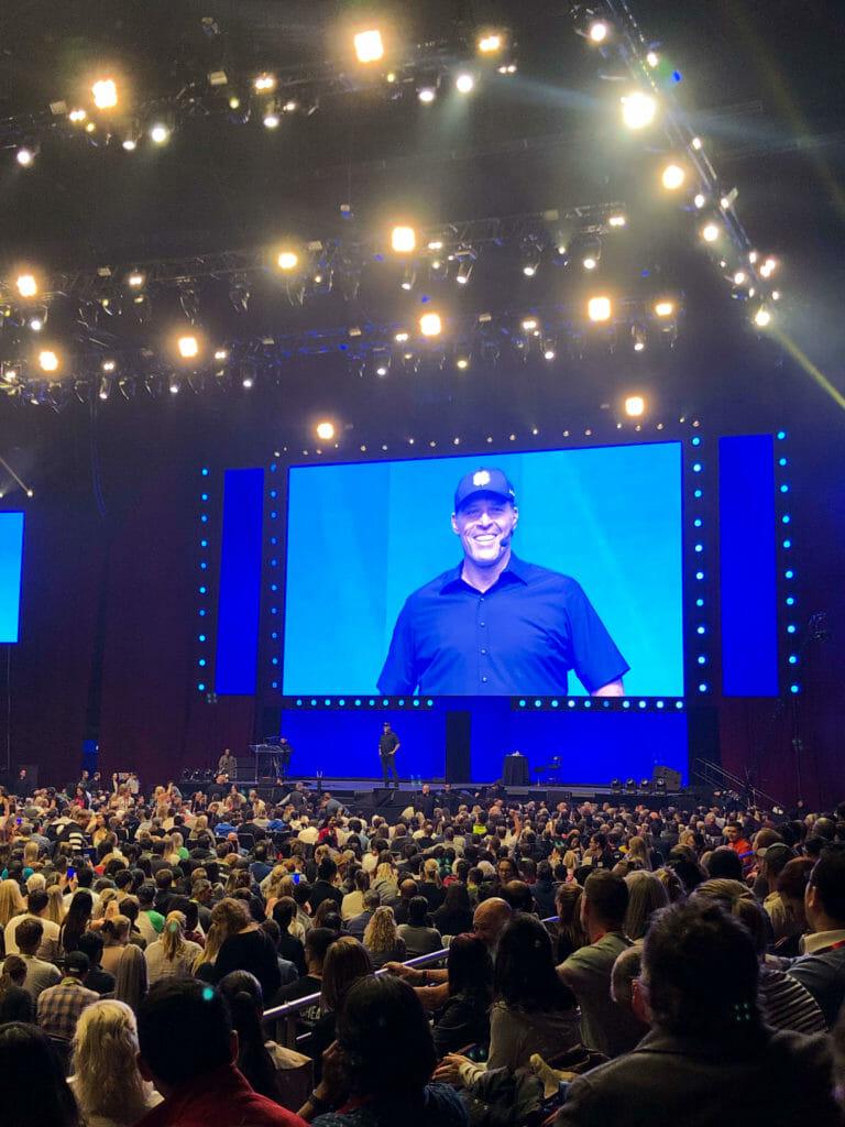 Tony Robbins UPW Sydney 2019